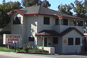 Airport Road Self Storage Lodi Facility